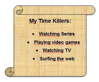 Time killers: simplify your life