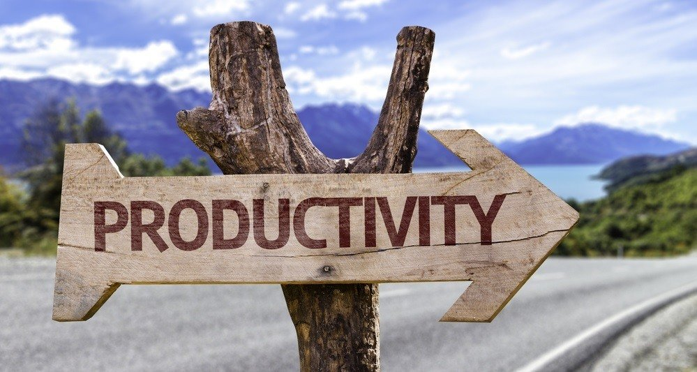 nature boosts productivity