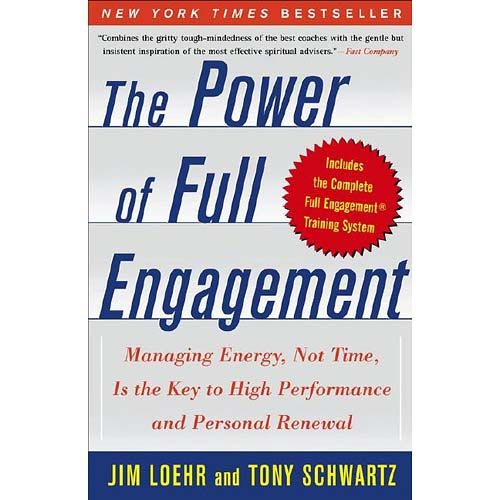 the power of full engagement summary of the book