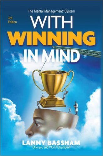 book cover with winning in mind