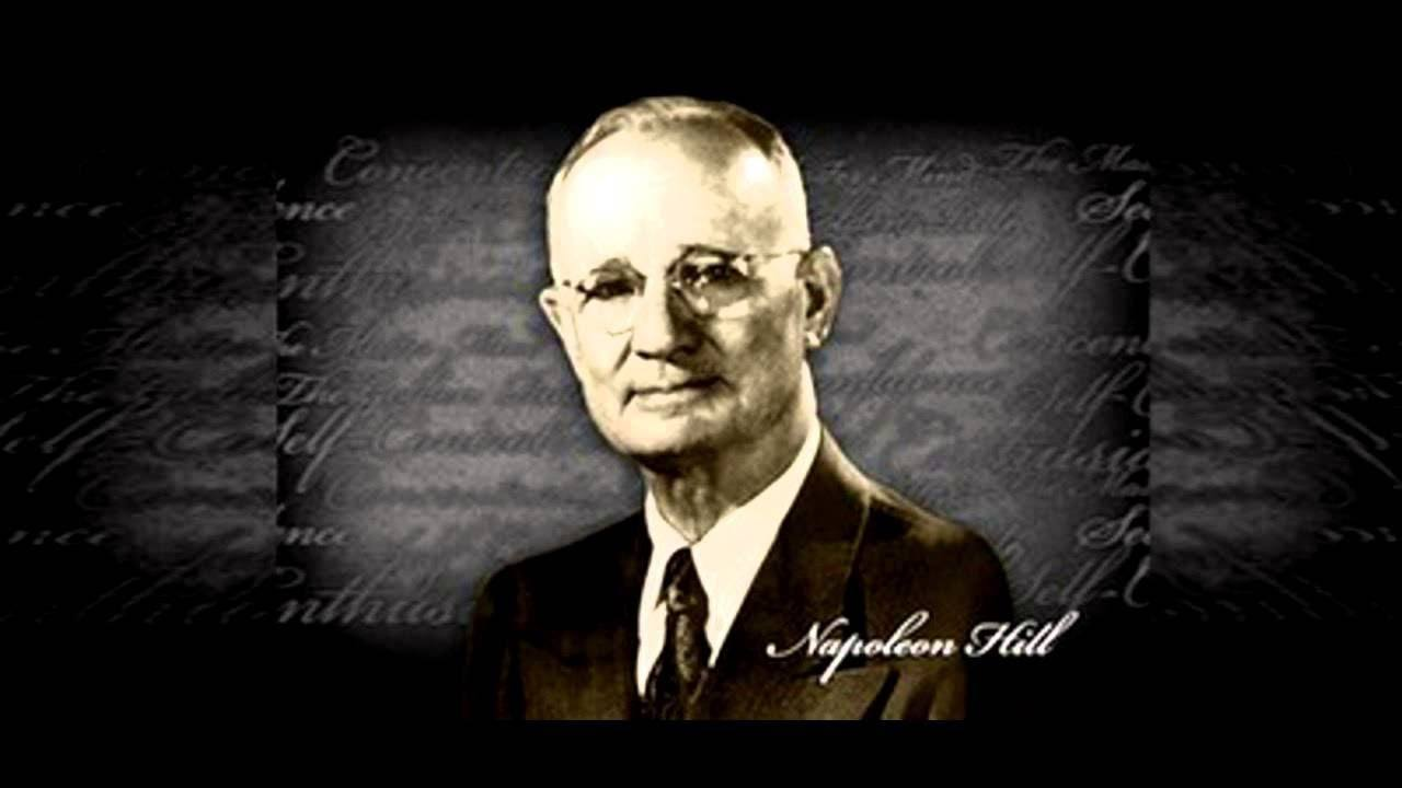 think and grow rich summary napoleon hill