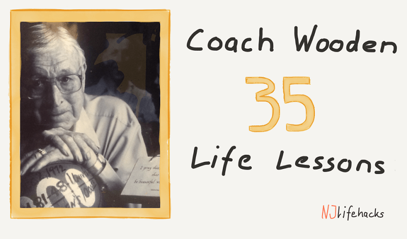 35 Timeless Life Lessons & Quotes From John Wooden, The ...