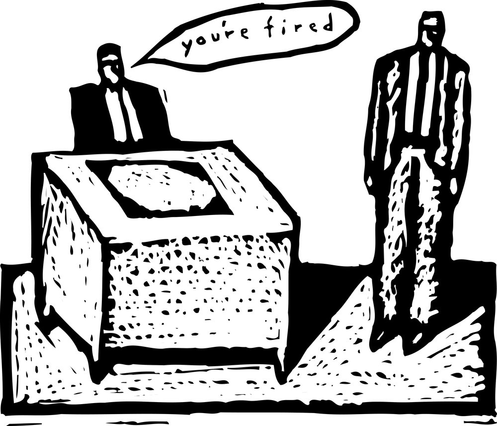 getting fired reframing
