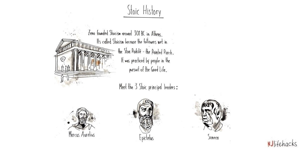 Stoic History and Principle Leaders