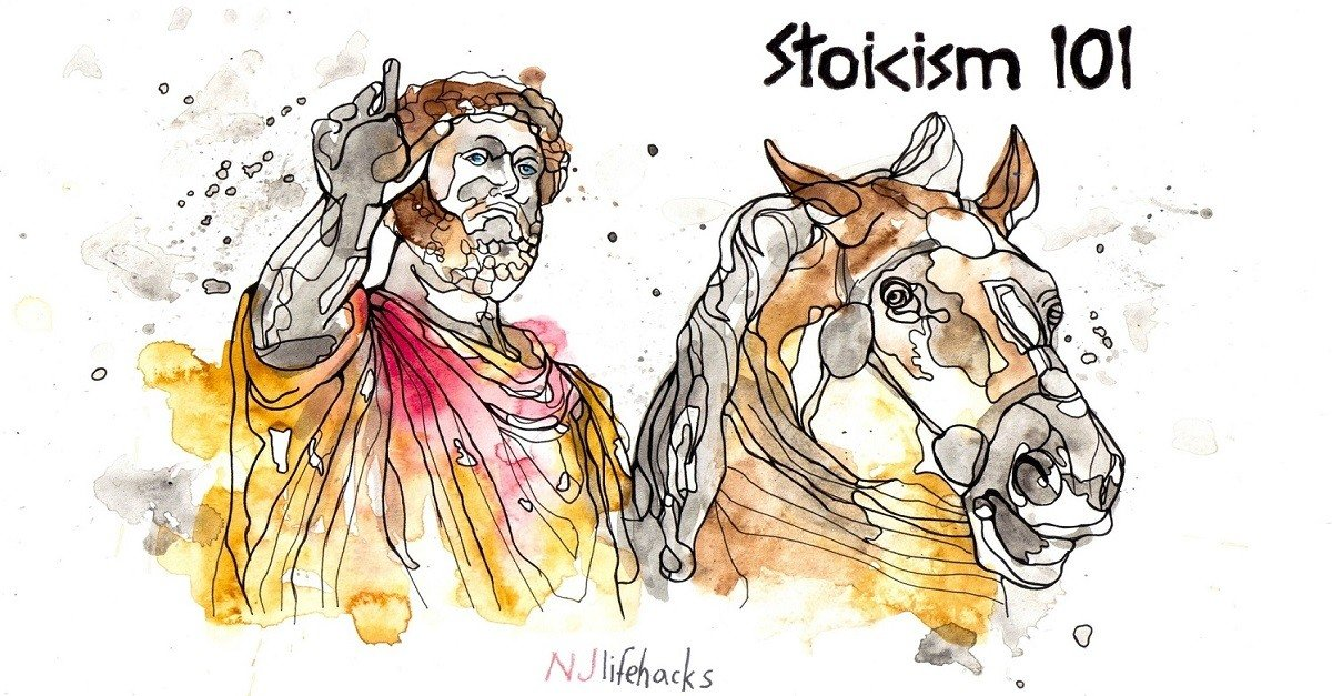 Stoicism 101. Marcus Aurelius on Horse. What is Stoicism.