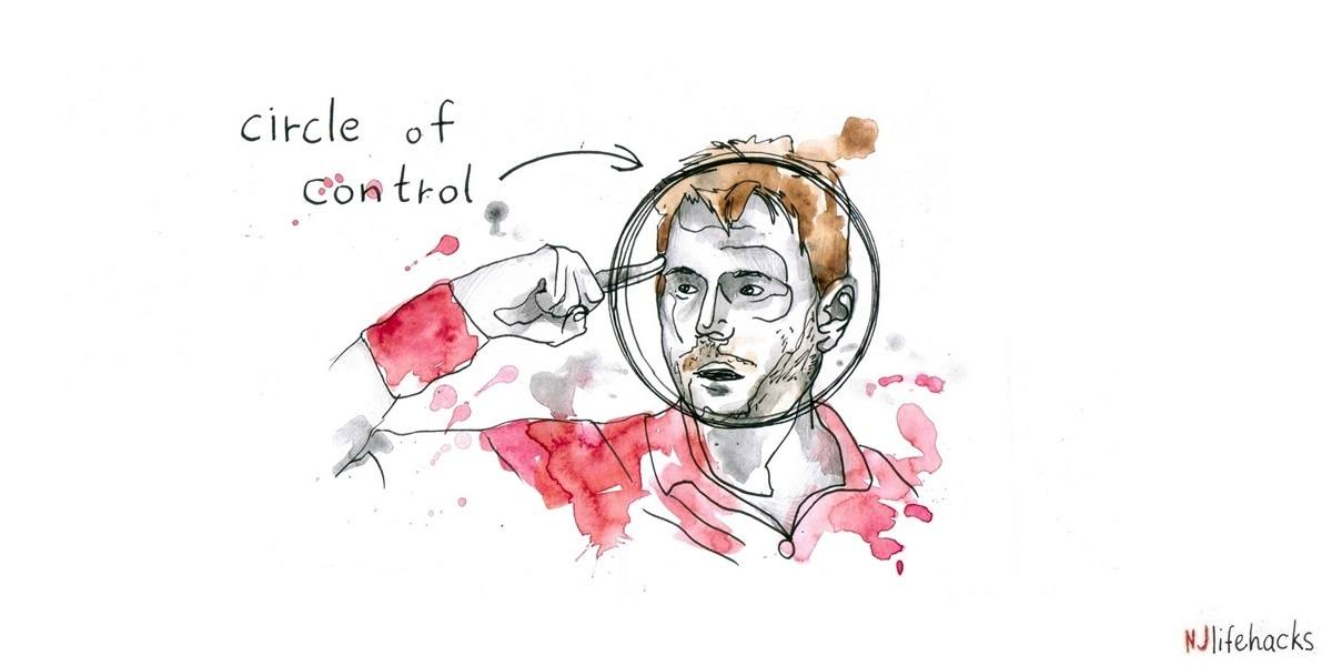 The Stoic Circle of Control
