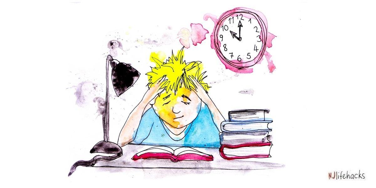 how to overcome severe procrastination