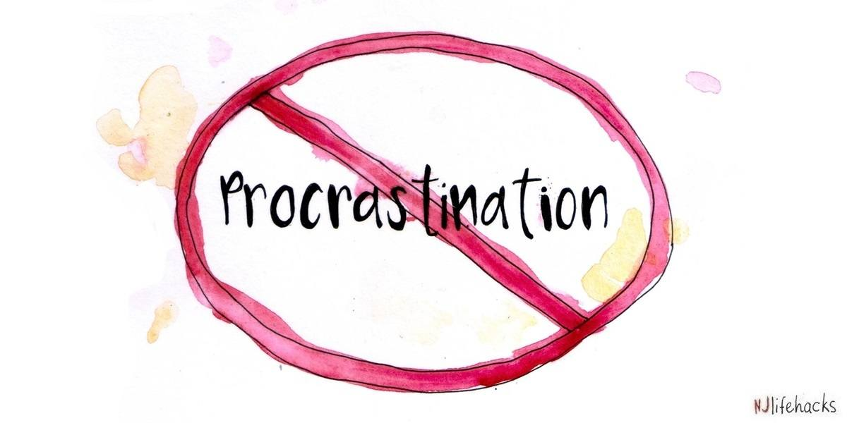 anti procrastination