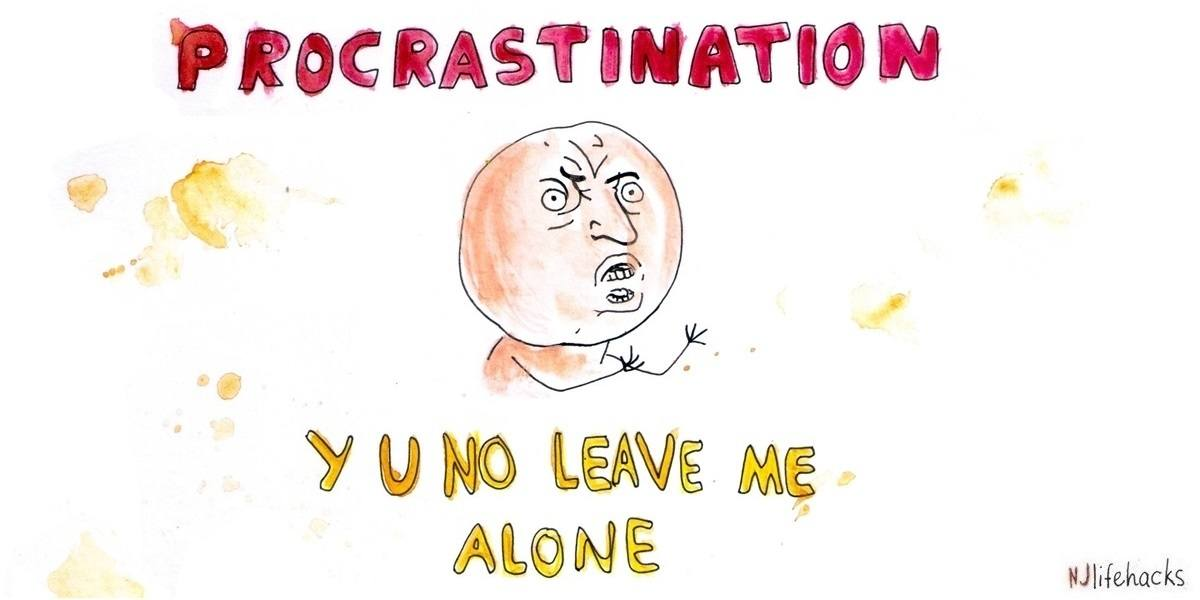 procrastination facts