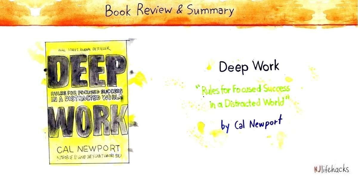 deep work book summary