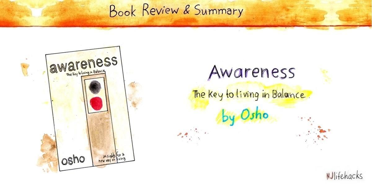 awareness by osho book summary