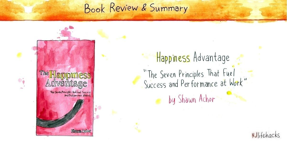 happiness advantage book summary