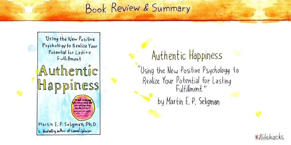 martin seligman authentic happiness