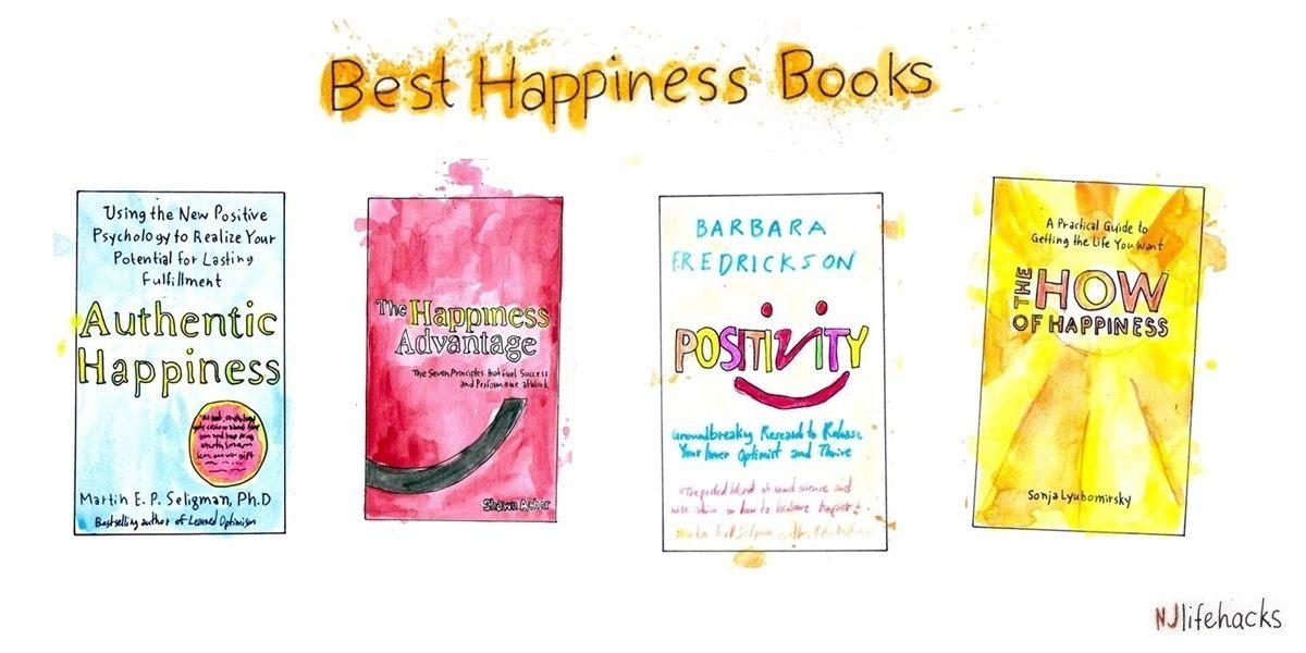 happiness books
