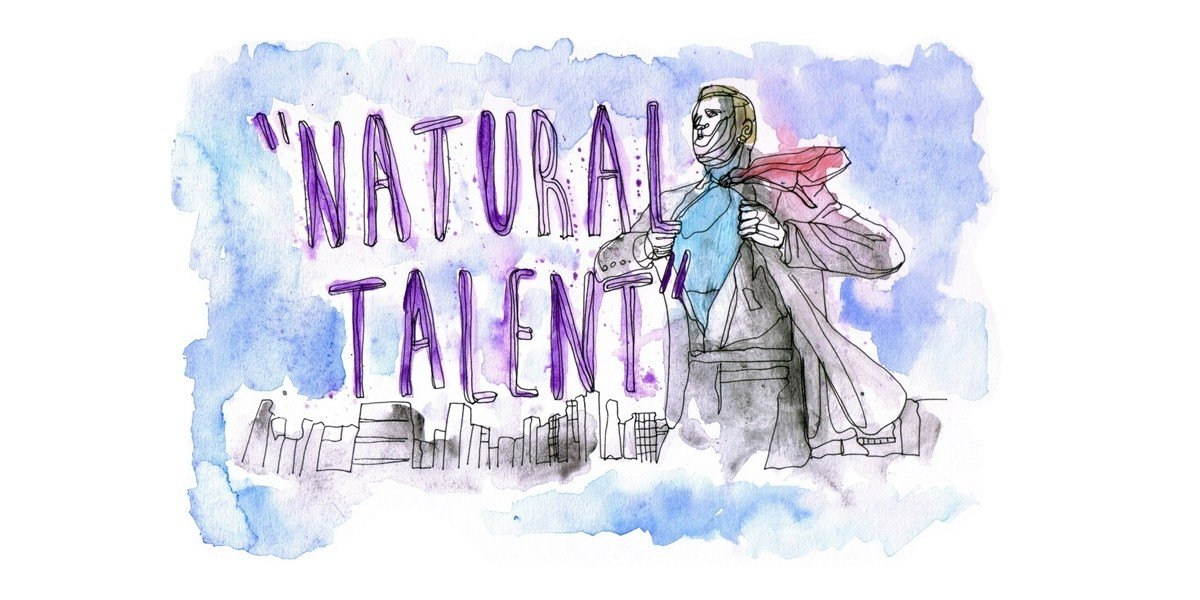 natural talent myth anders ericsson