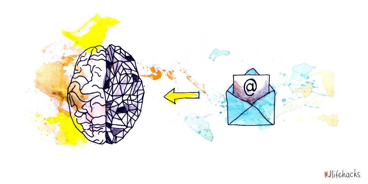 psychology of email and stress