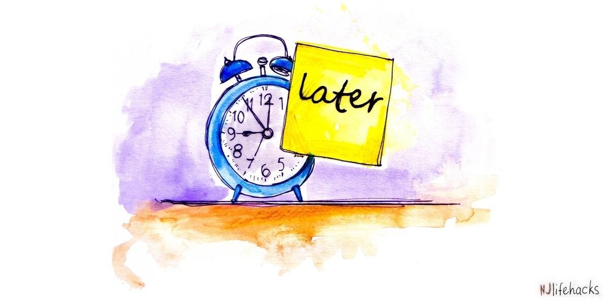 irrational optimism wishful thinking procrastination